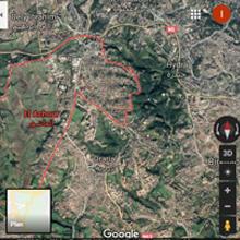 Map localisation